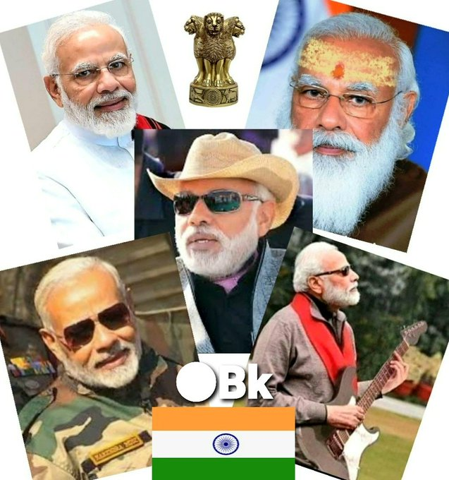 Happy birthday to dear Narendra Modi Sir, Bk Tiwari, Mumbai