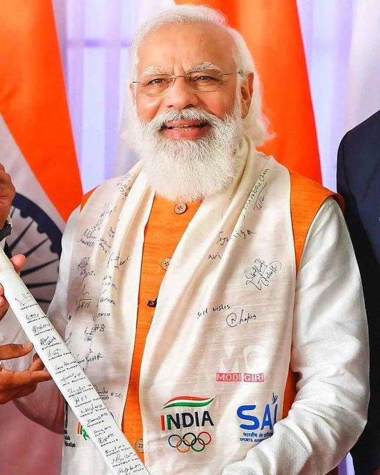 Happy birthday Honourable Prime Minister Narendra Modi Ji