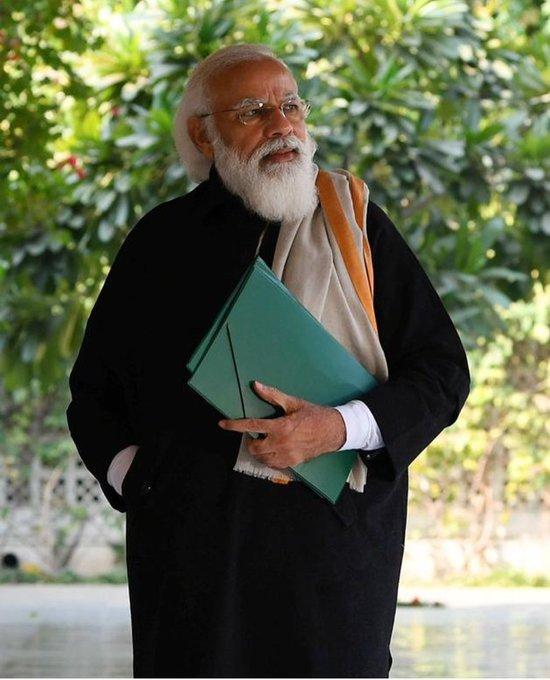 Happy Birthday to our honorable prime minister Shri Narendra Modi !