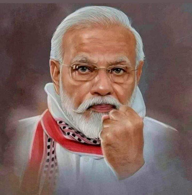 Happy Birthday to our hardworking,dedicated and best PM Shri Narendra Modi Ji