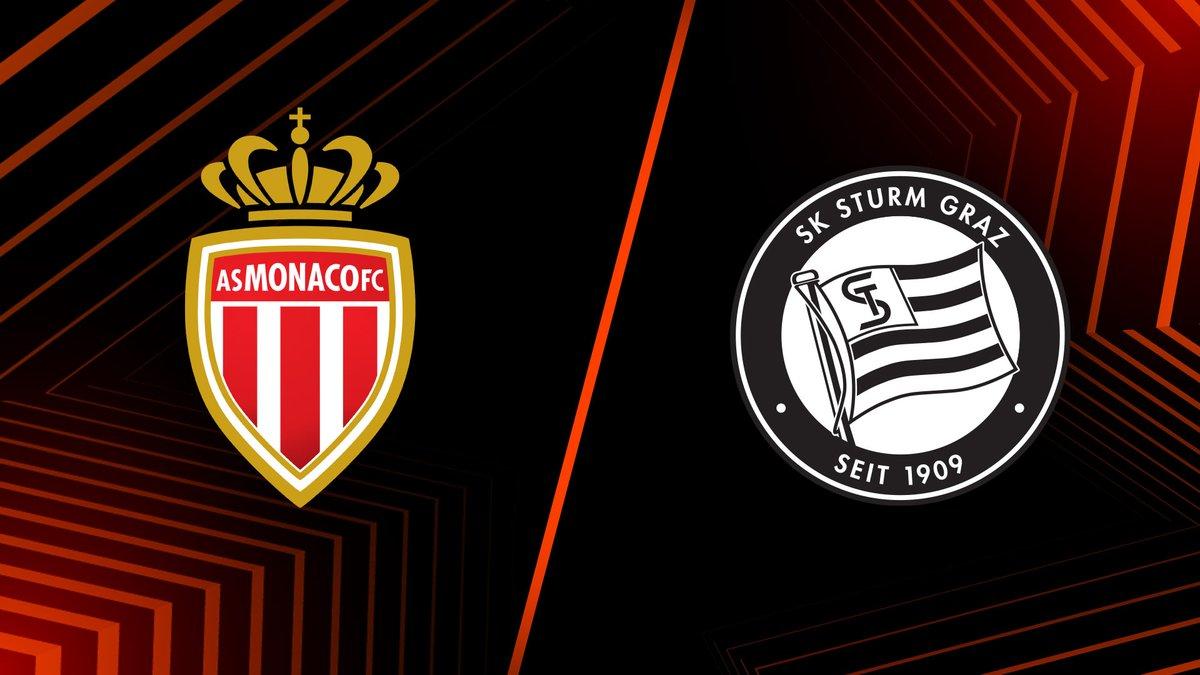 Monaco vs Sturm Graz Highlights 16 September 2021