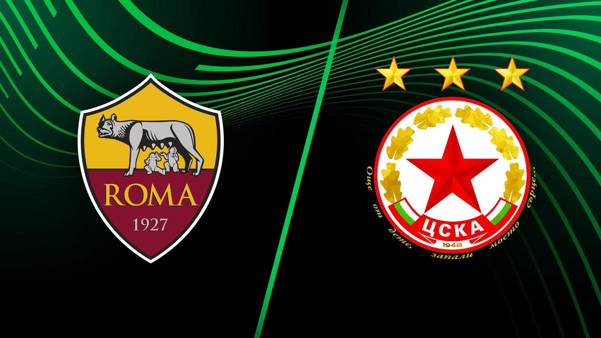 AS Roma vs CSKA Sofia Highlights 16 September 2021