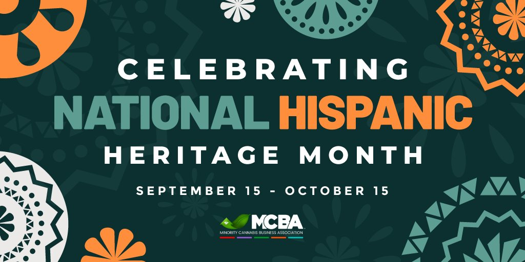 MinCannBusAssoc: This month, we celebrate #NationalHispanicHeritageMonth but fighting for equal recognition & access for #minoritybusinesses & individuals in the #cannabisindustry is something we do every day.  Here's a list of #Hispanic cannabis #industryleaders to know: