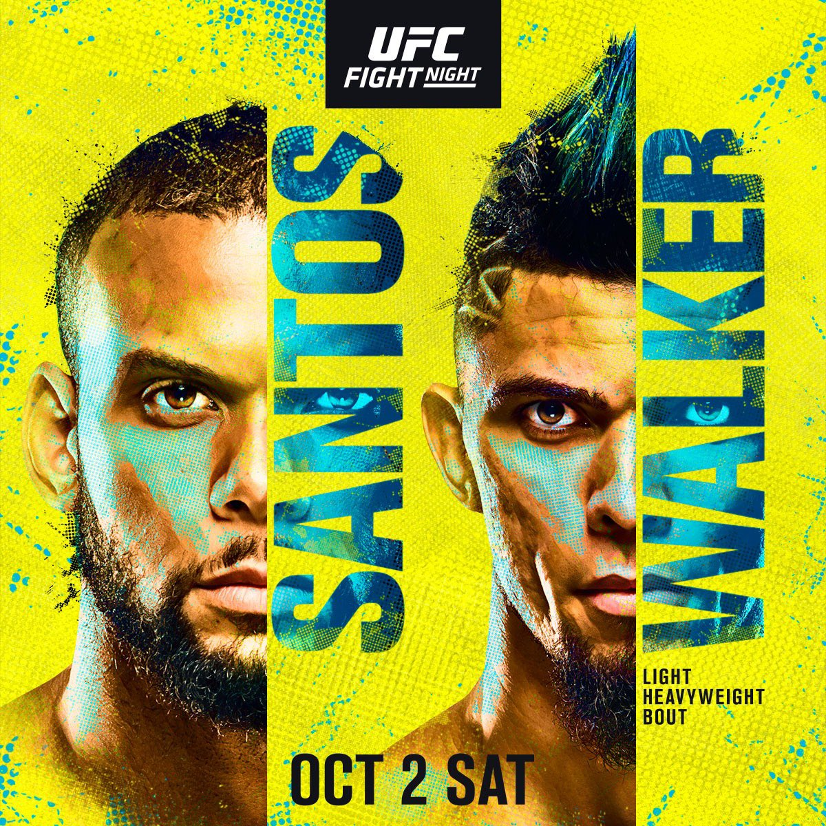 """Johnny Walker on Twitter: """"Who is more existed than me ? Oh my Goddess this  is my first main event, I'll make all you very proud I promise #ufc  #rioking #thanksforallGod #sohappy #"""