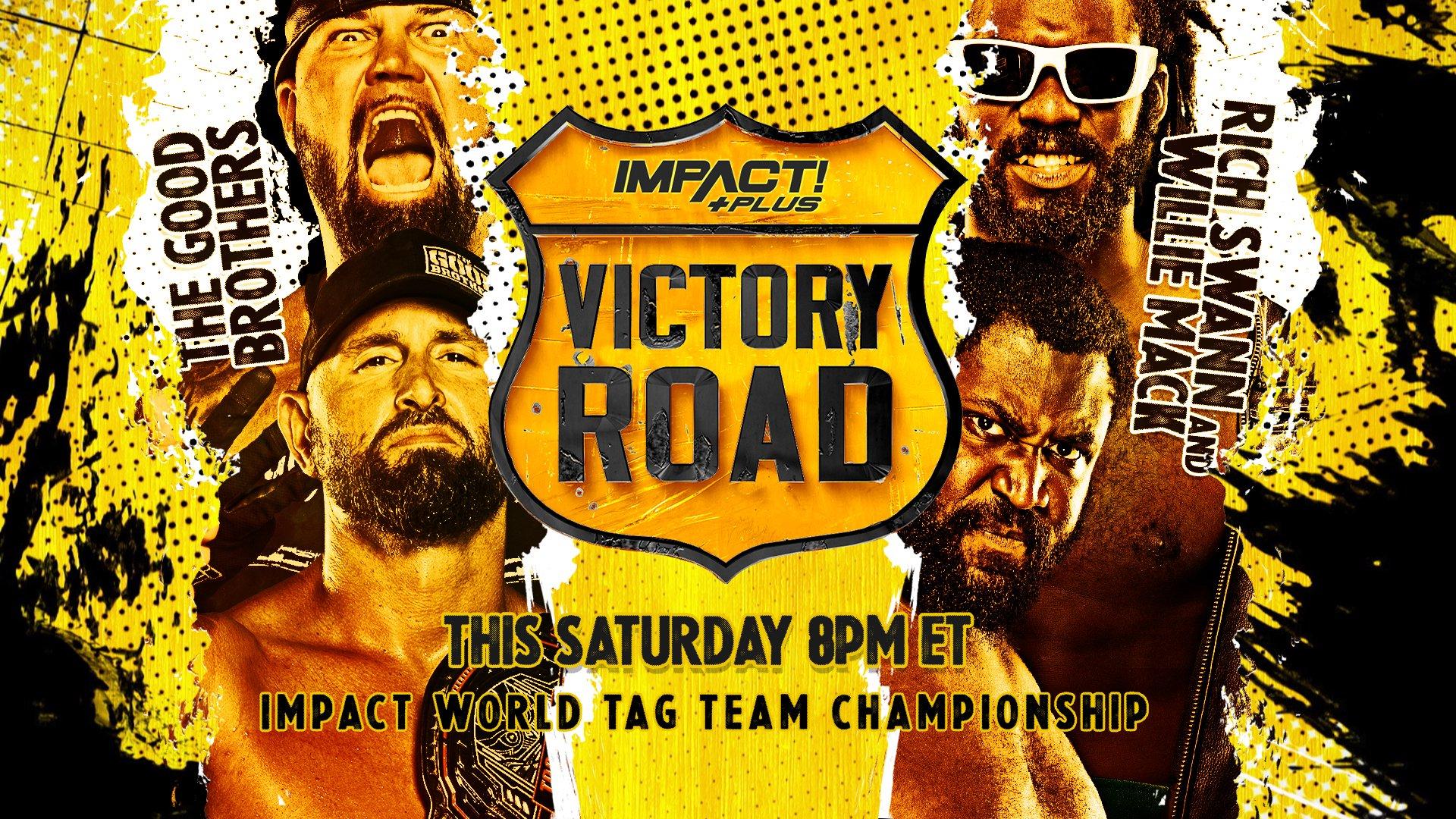Impact World tag team championship