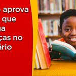 Image for the Tweet beginning: Aprovamos projeto da @profdorinha que