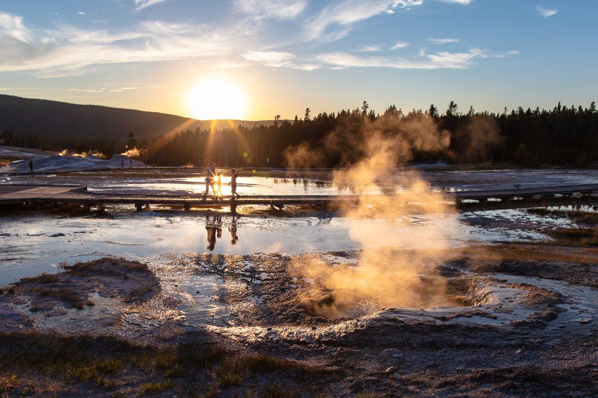 @YellowstoneNPS's photo on Rangers