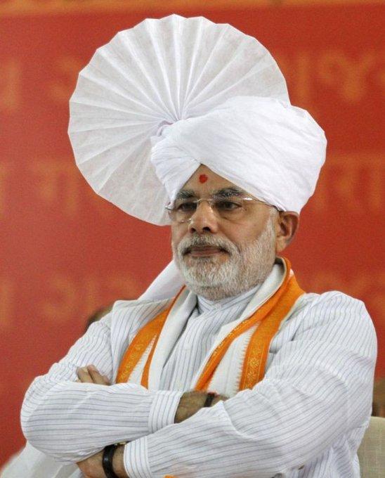 Wish you a very Happy Birthday Narendra Modi Sir g....