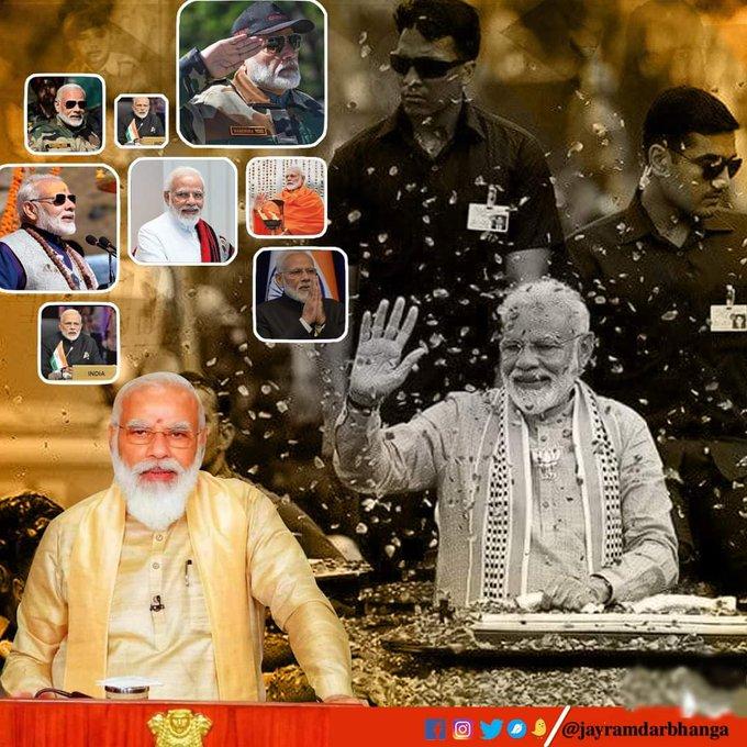 Happy birthday to Hon\ble PM Shri Narendra Modi ji.