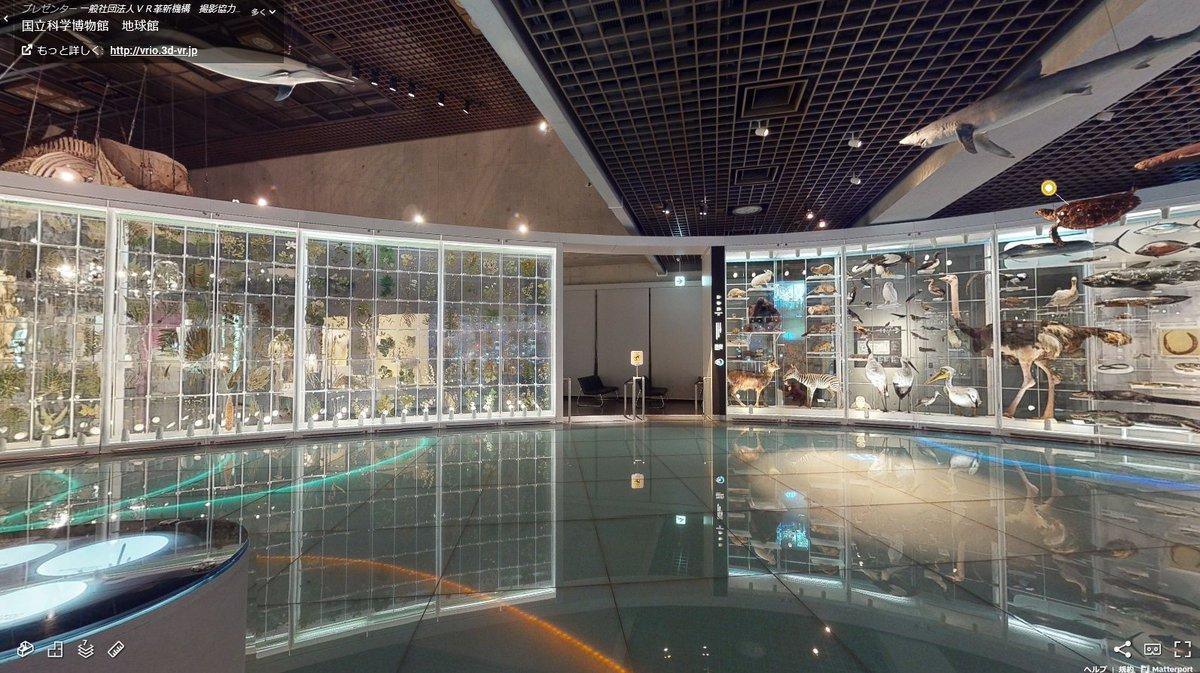 志希にゃんの背景は上野の国立科学博物館ですね