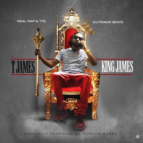 [Mixtape] @TJamesRR - King James :: #GetItLIVE! livemixtapes.com/mixtapes/38814… @IndyTapes @DJFrankWhite @KarltinBankz
