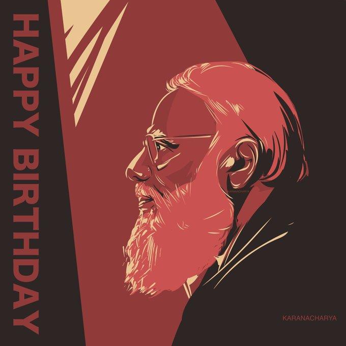 Wishing a very Happy Birthday  to Pm.Narendra Modi ji