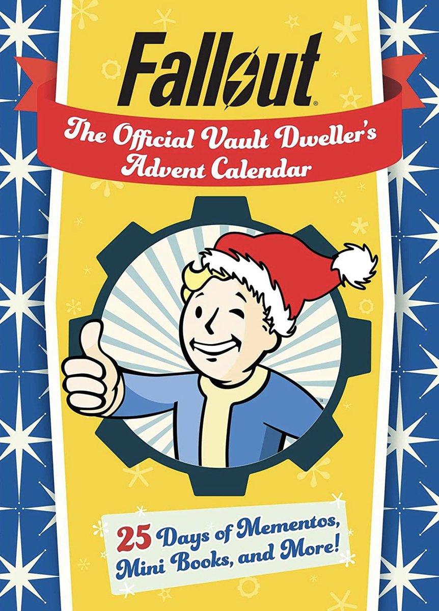 アドベントカレンダー欲すぃ🤤#Fallout