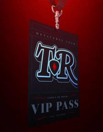 Just received my 5 @ToolsOfRockNFT VIP passes. Love the project & the team. Criminally undervalued right now but lots of great things on the horizon. HODL strong and ye shall be rewarded. #ToolsOfRock #NFT #TOR #NFTs #ToolsOfRockNFT