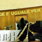 Image for the Tweet beginning: Il Tribunale del Riesame di
