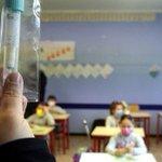 Image for the Tweet beginning: Test salivari nelle #scuole, si