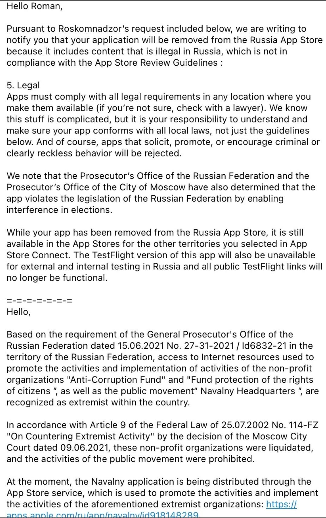 Kremlin Twitter