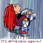Image for the Tweet beginning: また雨になりそうです。
