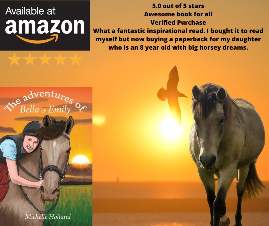 Equus Winnie Awards Winner 2020.  £3245.23 donated between 5 chosen rescue organisations to date. 6 BOOKS IN THE SERIES. Here are the links to my books. The adventures of Bella & Emily http://amzn.to/2uhNSii The adventures of Bella & Emily in Devon https://amzn.to/2CjC59C The adventures of Bella & Emily Devon-Revisited Week 1 https://amzn.to/2uALtAB The adventures of Bella & Emily Devon-Revisited Week 2 https://amzn.to/2UYQ3bm The adventures of Bella & Emily Devon-Revisited Week 3 https://tinyurl.com/y3jh2gln The adventures of Bella & Emily Continued https://amzn.to/3128KcE THE ADVENTURES OF JASPER AND HIS FURRY FRIENDS https://amzn.to/2MHZUhv