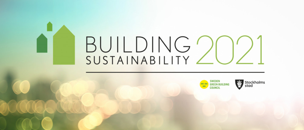 Builiding Sustainability 2021 https://t.co/L30aDXmZxy https://t.co/VREohqD3Uy