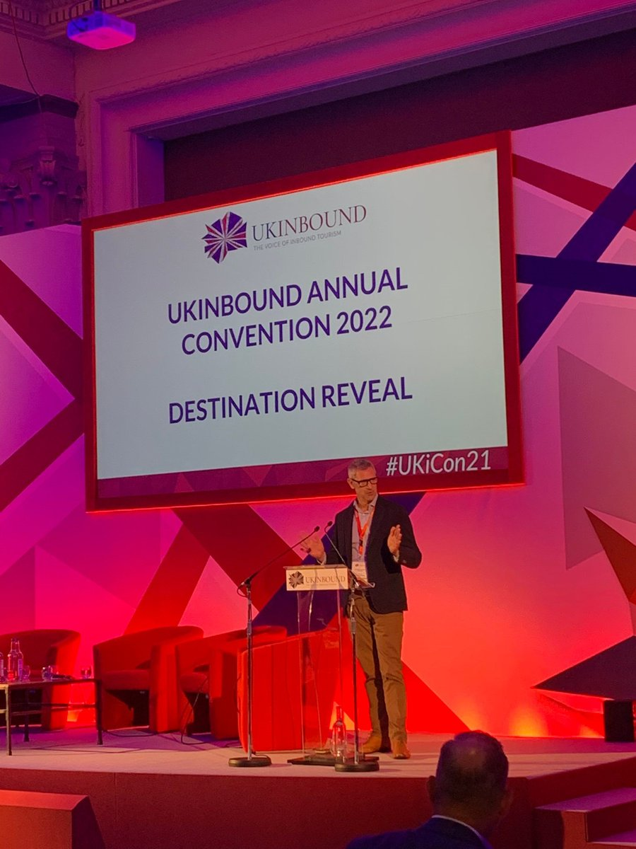 We're proud to announce Aberdeen and Aberdeenshire will host the @UKinbound Annual Convention on 28 and 29 September at @PandJLive! The destination was revealed as the next host region at yesterday's 2021 convention in Manchester. #UKiCon21 bit.ly/39aYOUC