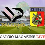 Image for the Tweet beginning: Palermo – Catanzaro: dove vedere