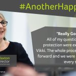 """Image for the Tweet beginning: #AnotherHappyClient: """"Really good experience. All"""