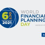 Image for the Tweet beginning: World Financial Planning Day is