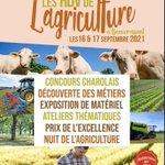 Image for the Tweet beginning: « Les Rendez-vous de l'Agriculture