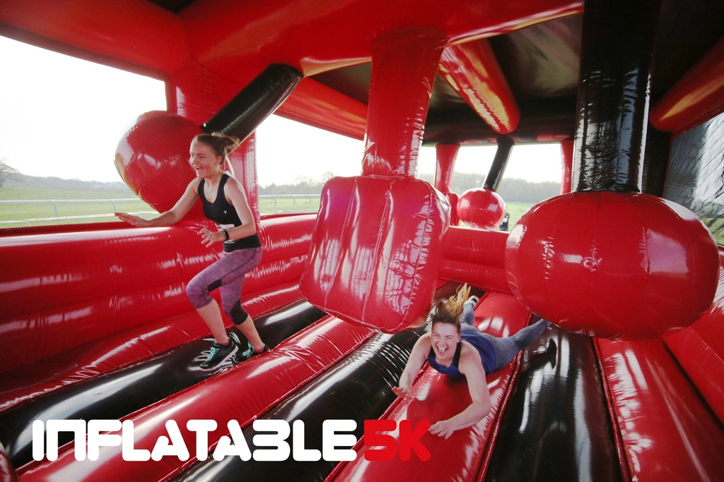 The world's biggest Inflatable 5k is coming to P&J Live on 30th October 2021 🏃♀️Entries for the Inflatable 5k must be made by Saturday, 16th October ‼️ Get ready to tackle the giant obstacles by grabbing your tickets now 👉 bit.ly/3vVu5nq