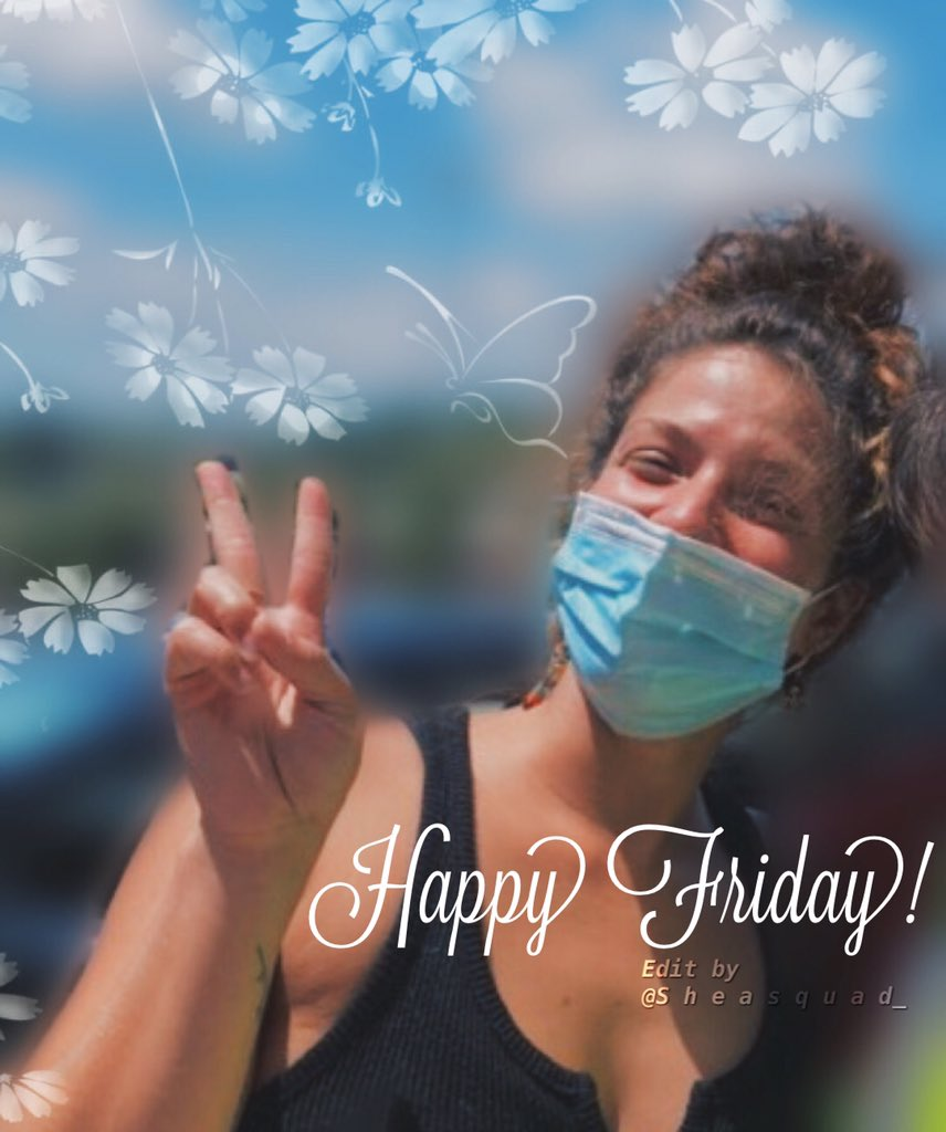 Morning!!! Great Friday to all! 🥰   #paigespara #thegooddoctor #shea