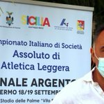 Image for the Tweet beginning: #Atletica, al via a #Palermo