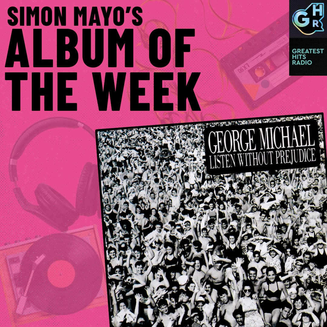 The @simonmayo Drivetime Album of The Week is @GeorgeMichael 'Listen Without Prejudice Vol. 1'. But what's your favourite track?