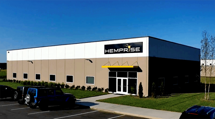 420intel: The company is completing phase I of the buildout, which consists of a 10,000-square-foot workshop on about half of the property located in Jeffersonville.  #cannabisindustry #CannabisNews
