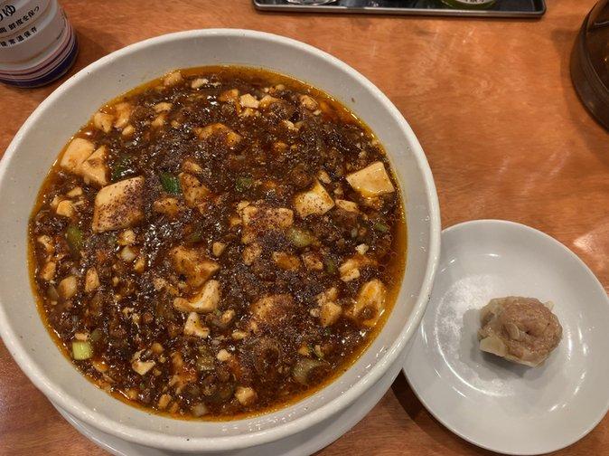 麻婆麺  #tabelog