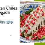Image for the Tweet beginning: Chiles En Nogada is a