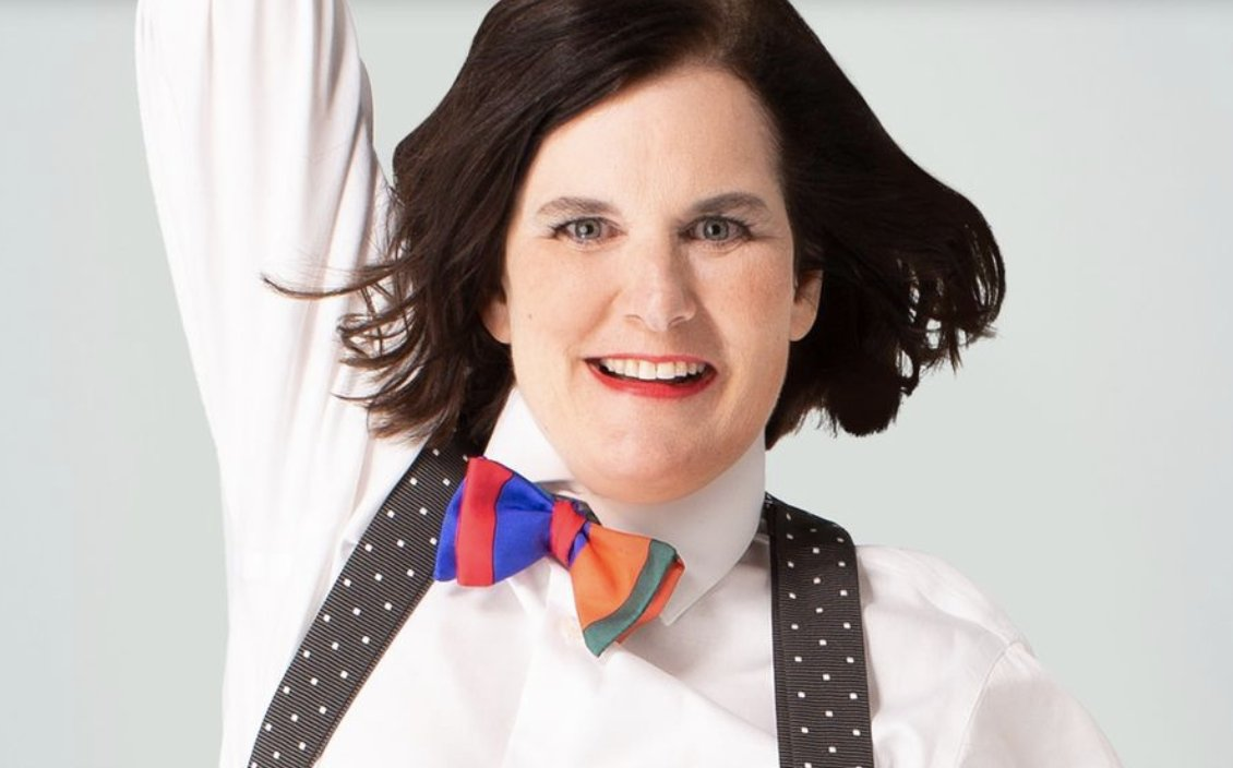 TONIGHT (FRIDAY 9/17)! Paula Poundstone at Buckhead Theatre! Doors open 7pm. For more health and safety information, and any other FAQs, please visit our website at: bit.ly/2Xy32Dv