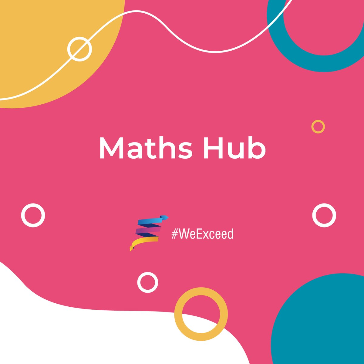RT @TeachingSchHub 🥇 Our first Teacher Development Network LIVE! event of 2021-22.   Guest input from @WYorksMathsHub 👌   Grab a sandwich and a drink for our lunchtime briefing on 30th September 2021.  Join us: https://t.co/rR5M9KD6KU  #WeExceed #BradfordTeaching