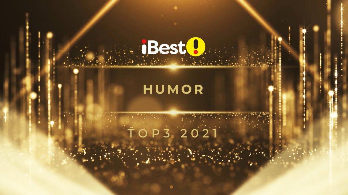 🏆Conheça os TOP3 em Humor! VOTAÇÃO FINAL! Quem será o vencedor? Você decide quem é o melhor do Brasil. Vote: https://t.co/3XrME7TGrJ #iBest #PremioiBest #iBest2021 #Humor #TataWerneck #Tirulipa #WhinderssonNunes #PortaDosFundos   http:// https://t.co/NxhfxWaly8 https://t.co/NgCI4gHGuX