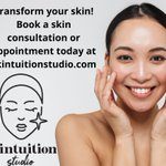 Image for the Tweet beginning: Transform your Skin! Book a