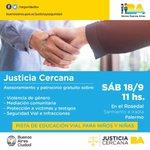 Image for the Tweet beginning: Este sábado a las 11hs