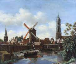 Did energy constraints really stop the Dutch from industrializing? A thread: 1/