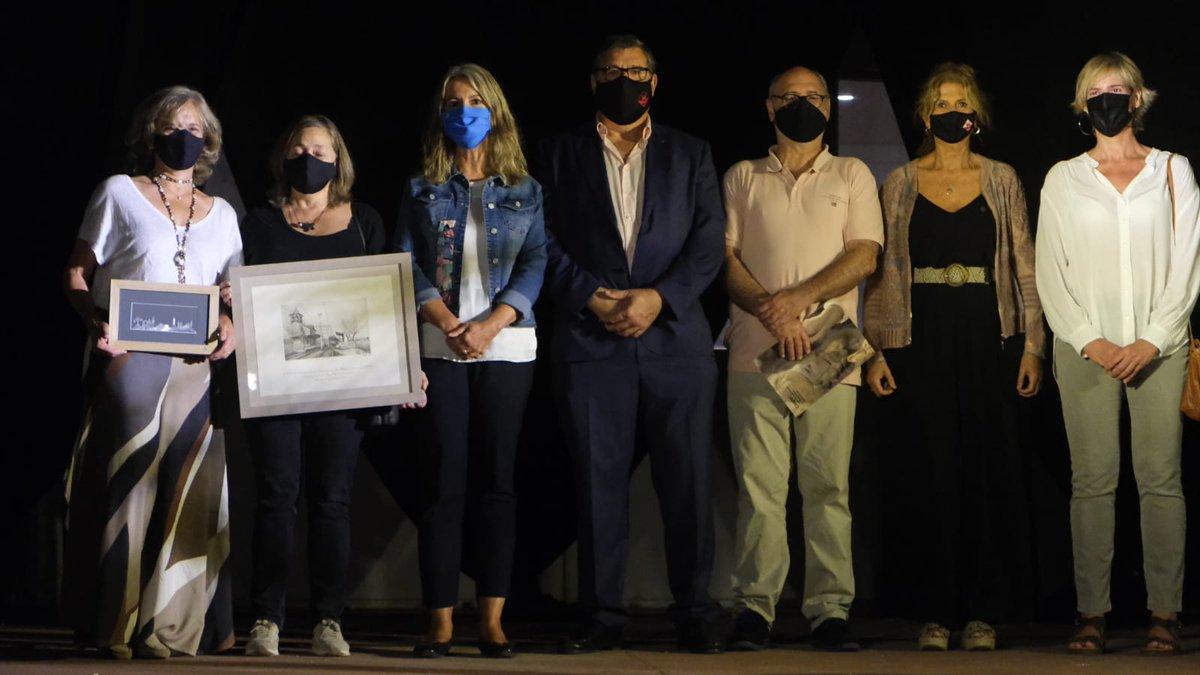 #Valldoreix gaudeix del pregó de la Festa Major, a càrrec del Centre de Restauració de Béns Mobles  Fins diumenge s'han organitzat un munt d'activitats per a tothom👉https://t.co/Mna82CYlae