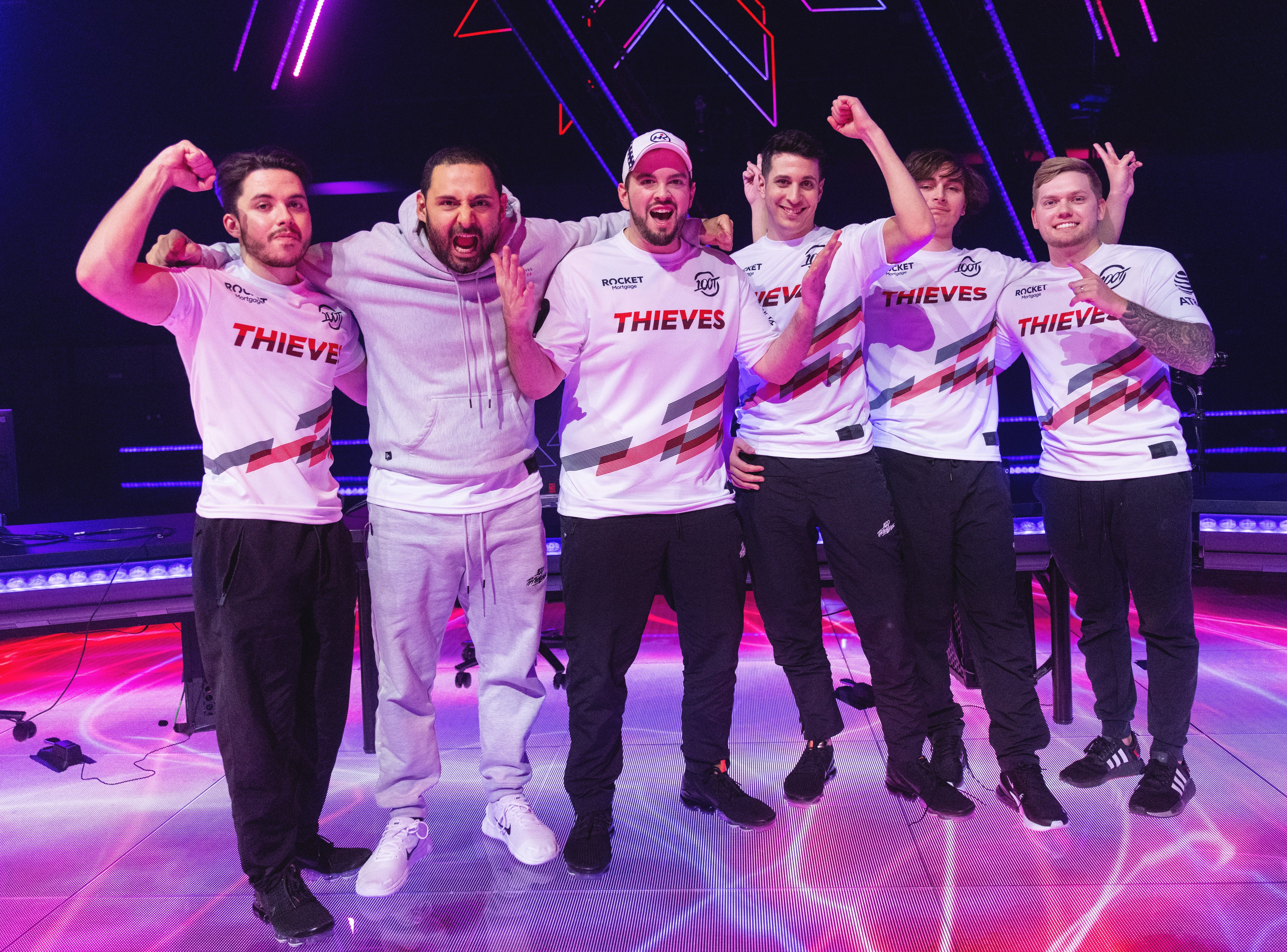 VCT Berlin - 100 Thieves