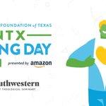 Image for the Tweet beginning: #NTxGivingDay is next week! Your
