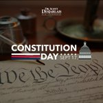 Image for the Tweet beginning: Today we celebrate #ConstitutionDay! Our