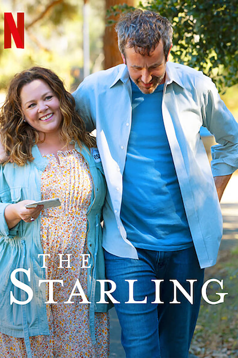 Director of Netflix's <i>The Starling</i> Says Film Promotes Hope to the Grieving