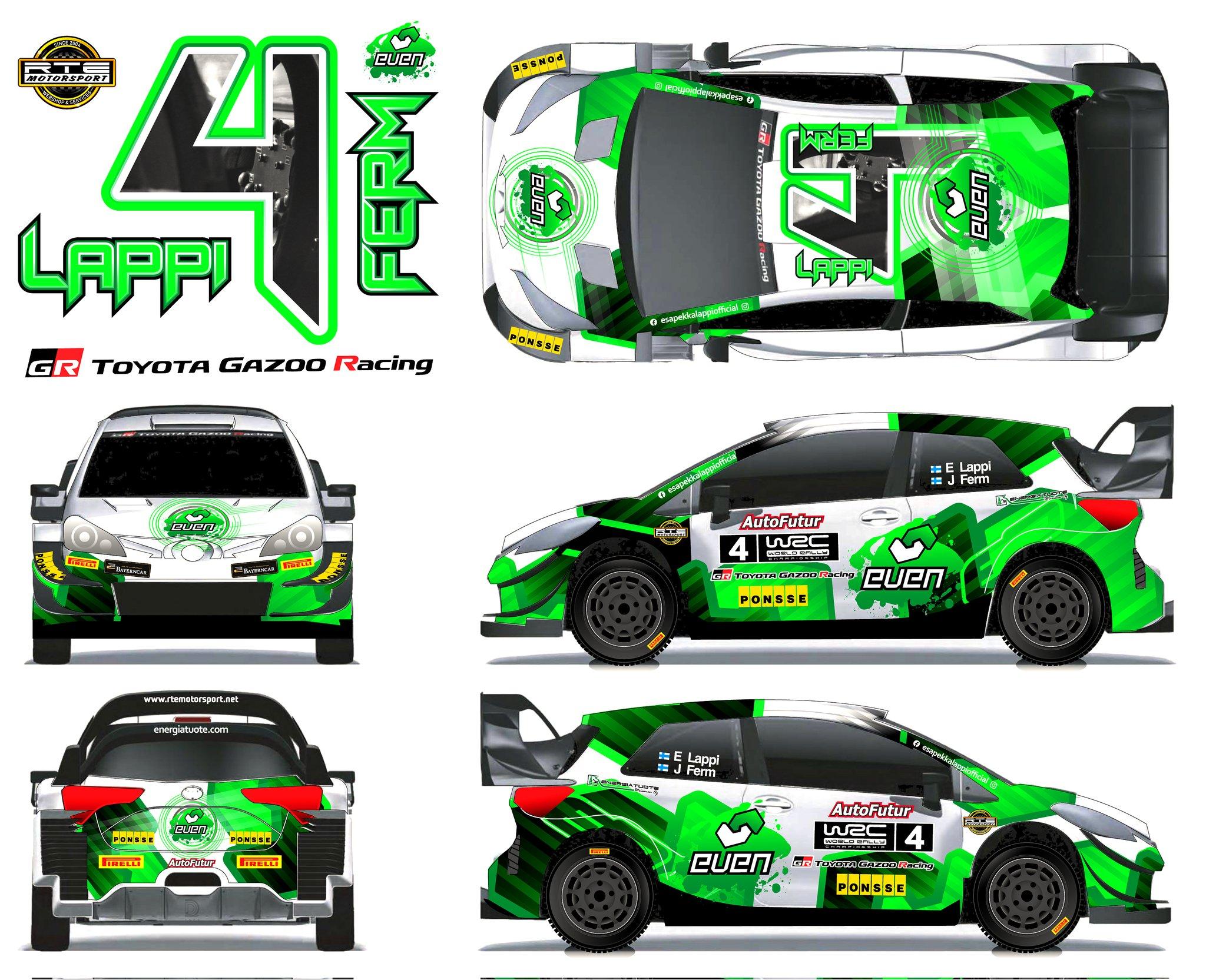 World Rally Championship: Temporada 2021  - Página 36 E_gVA0vXsAIZEim?format=jpg&name=large