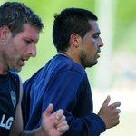 Image for the Tweet beginning: Boca: Cristian Traverso habló del
