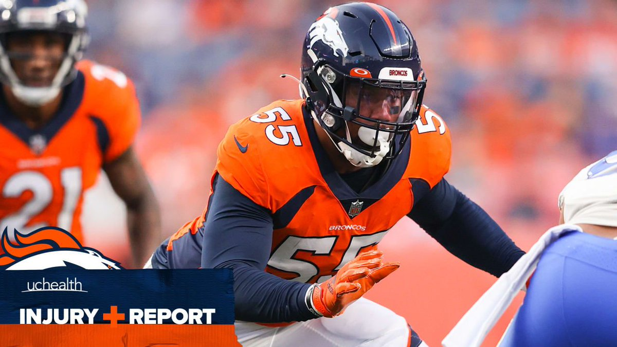 OLB Bradley Chubb is listed as questionable & G Graham Glasgow is listed as doubtful. Injury report » j.mp/2XtzV3X